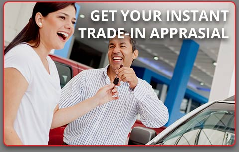 Value Your Trade & Get Pre-Approved